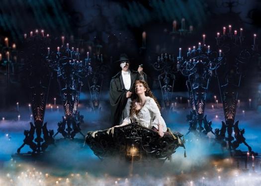 런던 뮤지컬 <오페라의 유령>