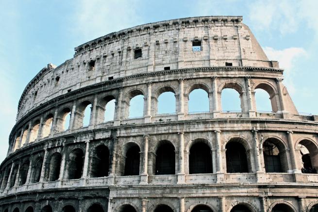 로마를 있는 그대로 느끼다 로마 시내 투어!
