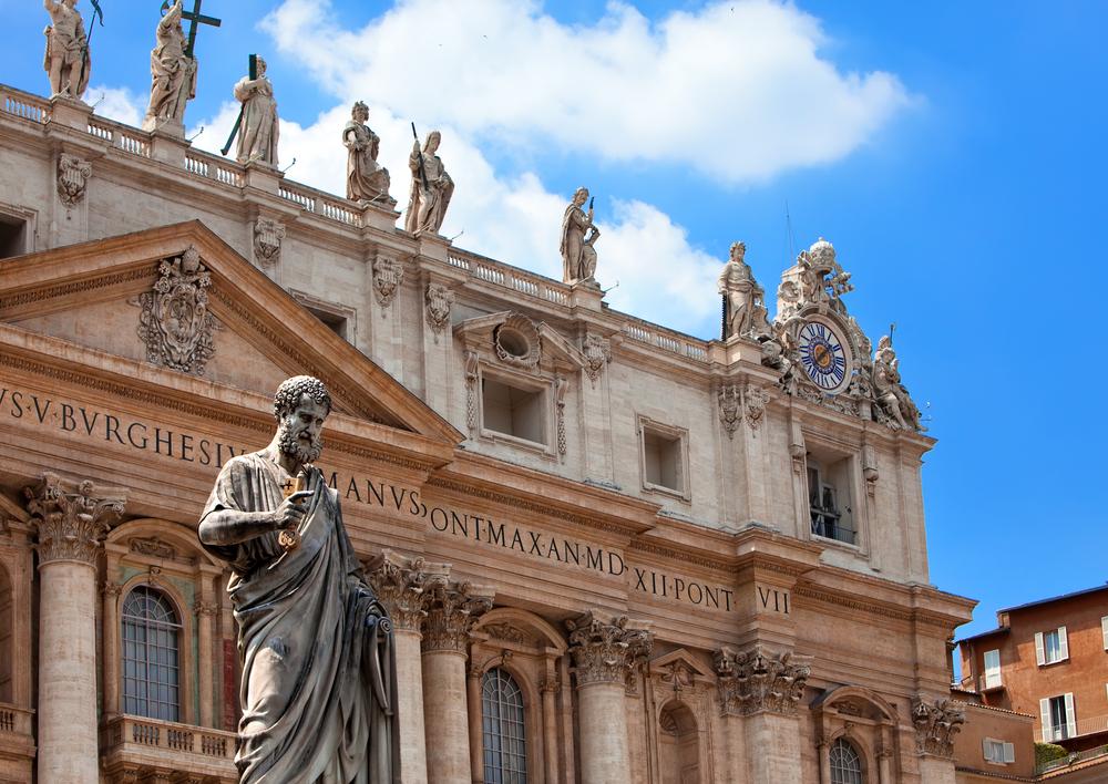 시크릿 오브 바티칸 (교황궁&바티칸박물관)
