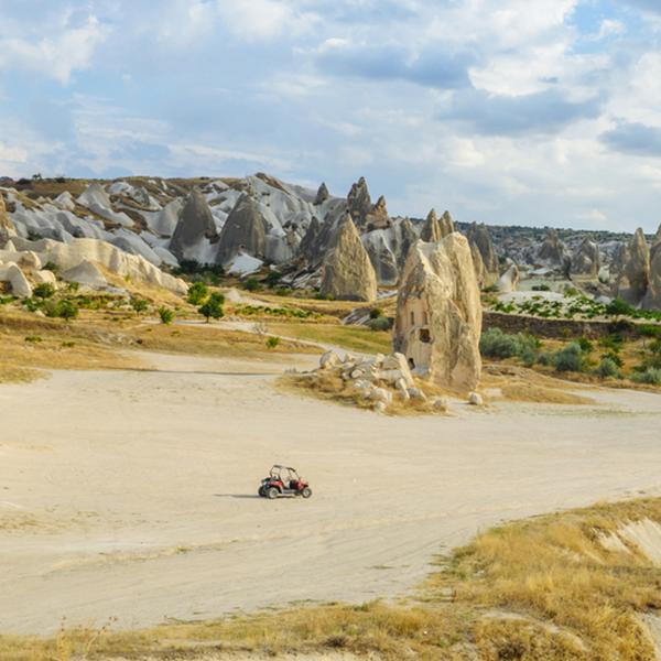 SUNSET TOUR - 터키 카파도키아 선셋 ATV 투어