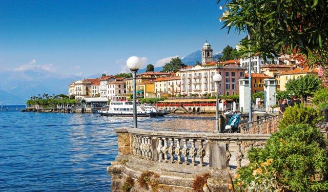 [밀라노 출발]이탈리아에서 스위스의 풍경을, 꼬모 호수 당일치기 투어