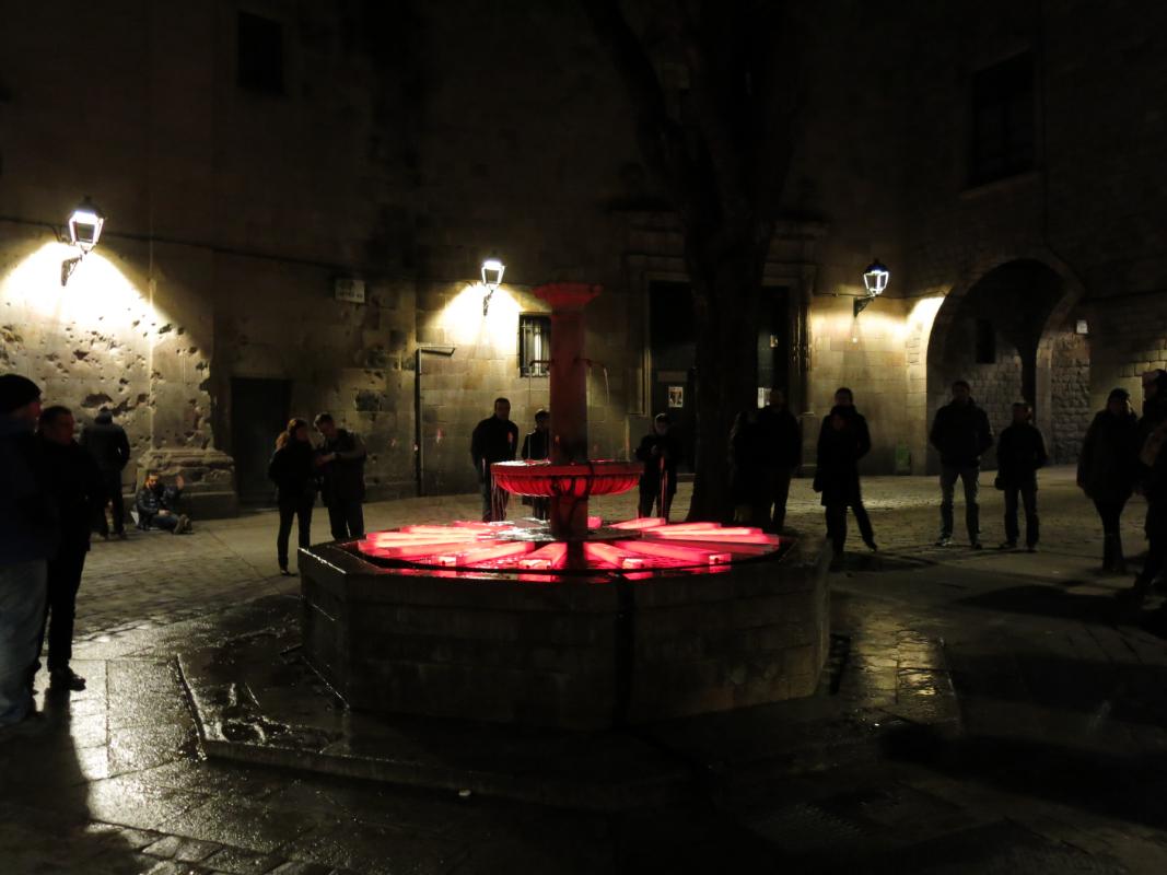 [투어] 화려한 밤 바르셀로나 야경 시내 투어 :: 스페인/바르셀로나