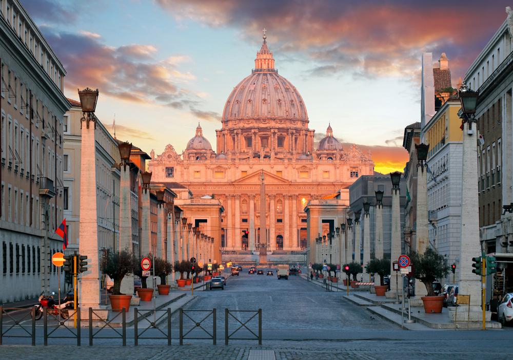 바티칸  하이패스투어+저녁산책옵션