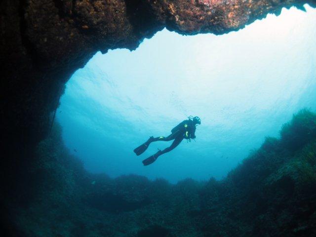 [TWO섬 플레이스] 코미노 섬's 블루라군 & 고조 섬's 동굴