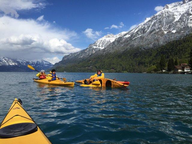 인터라켄 카약킹(Kayaking)
