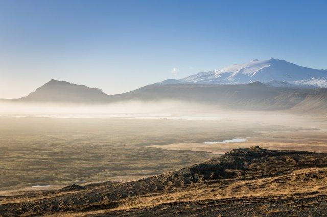 빙하와 해변, 산맥의 자연 속으로! 스나이펠스네스 국립공원 투어