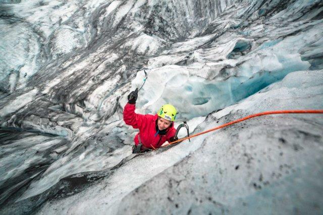 도전하라! 스카프타펠 빙벽 클라이밍&하이킹