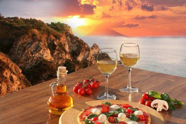 시칠리아 특선 푸드&와인을 맛보다! 타오르미나 미식워킹투어