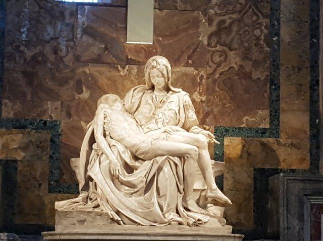 [투어] 로마시내, 바티칸 반반 투어
