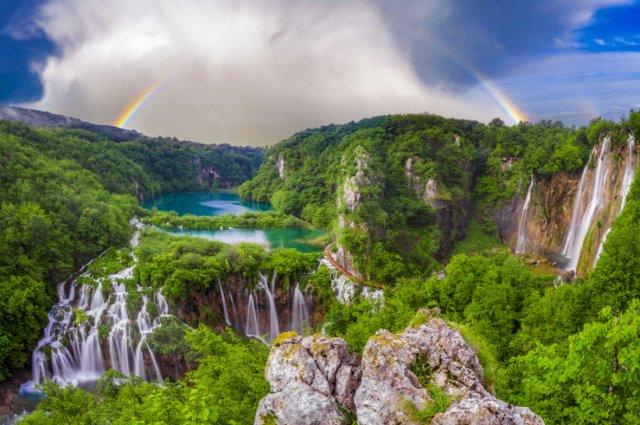 [4월-10월][스플리트 출발]환상적인 자연의 향연, 플리트비체 국립공원으로 떠나요