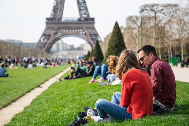 파리 스냅 촬영[기본 1시간] - 파리샘여행사