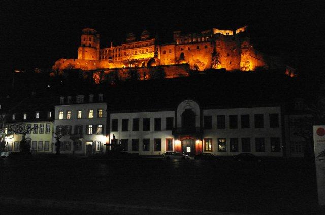 독일 하이델베르크의 낭만을 두배로 즐기는 야경투어
