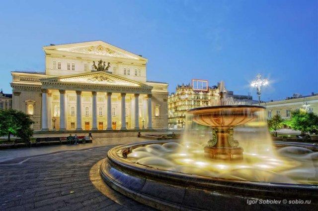 [한국어 가이드][전용차량 사용]모스크바 주요 관광지 투어
