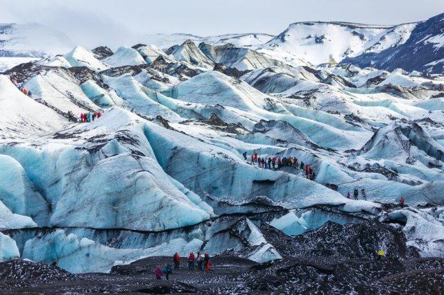 [원데이] '불과 얼음의 나라' 아이슬란드의 모든 것, 남부 여행!