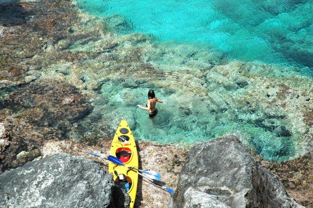 [프라이빗] 푸른 아드리아해 자다르의 두기오토크섬에서의 일일 카약투어