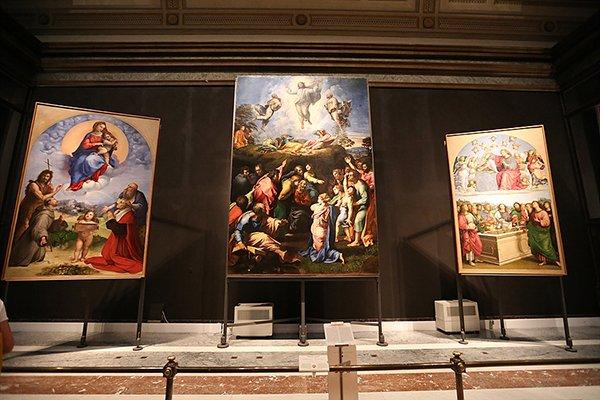 [만족도 1위] 바티칸 전일코스 반일 오전투어