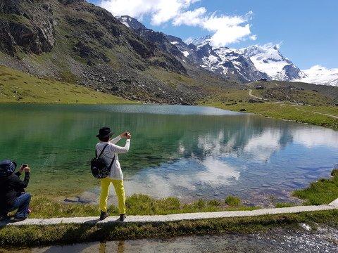 청정 산악마을 체르마트와 마테호른 하이킹