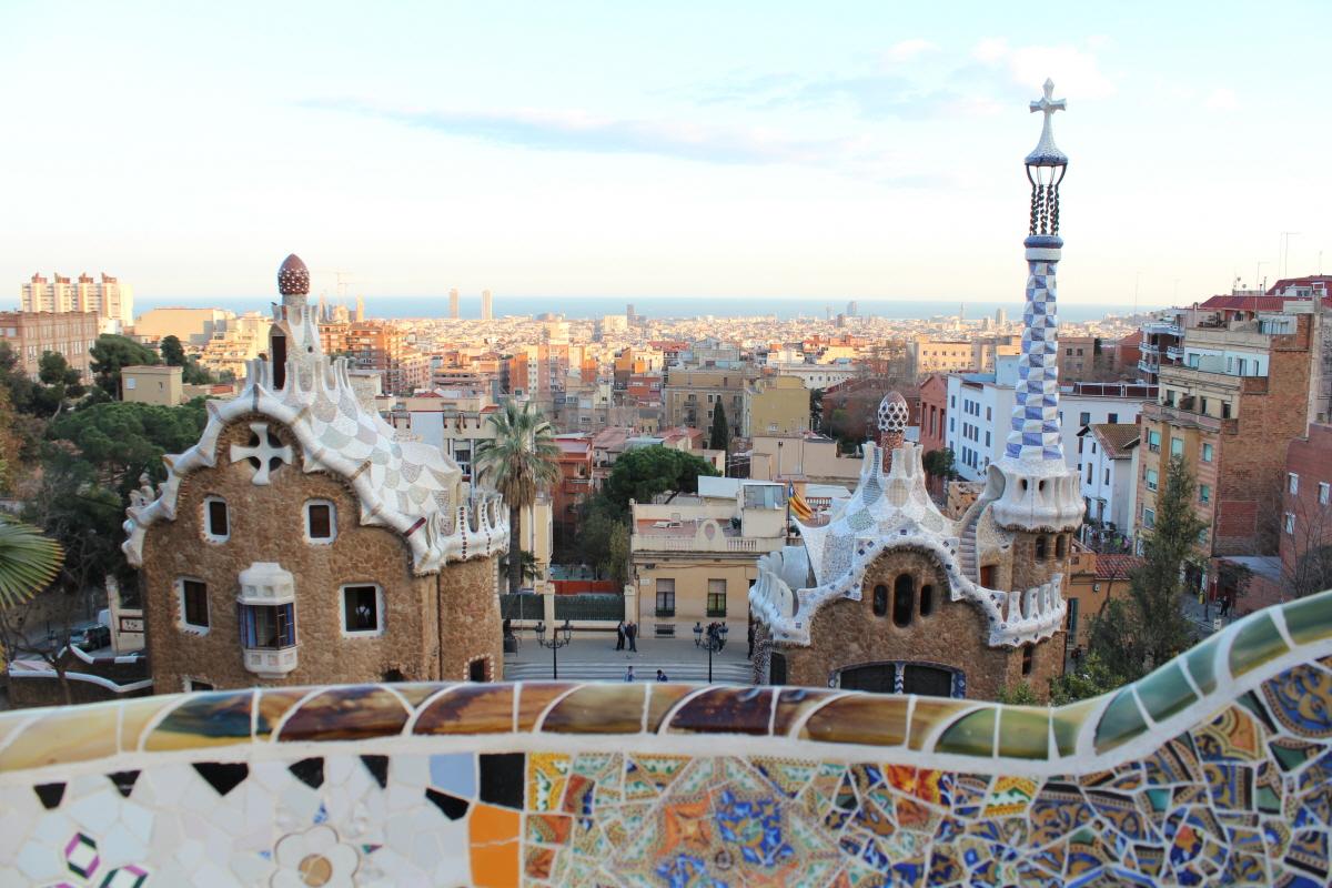 [소규모] 꿀팁 꿀잼 보장! 명품 가우디 워킹투어 (Gaudi tour)
