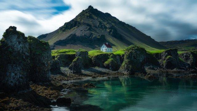 아이슬란드 '몽땅 다~ 여기!' 스나이펠스네스 반도