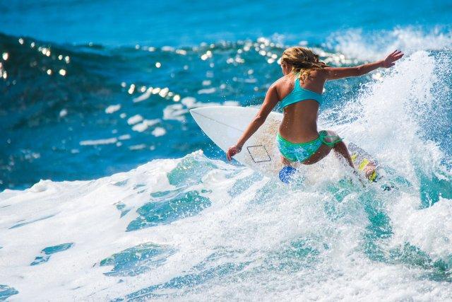 포르투갈에서의 새로운 경험! 카스카이스 해변에서 서핑 배우기♬