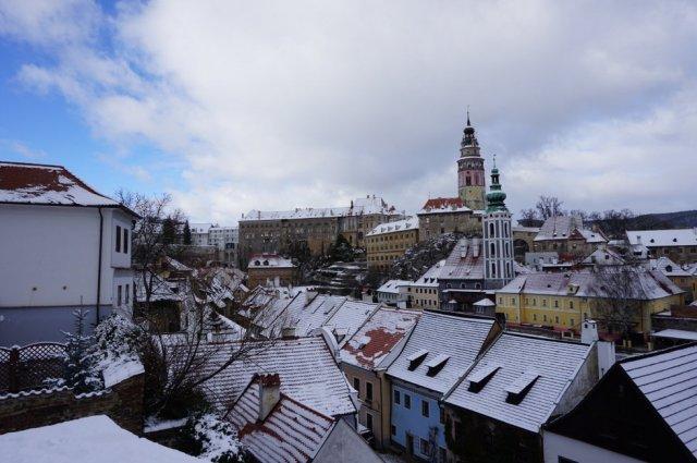 체스키 크룸로프 투어 & 흘루보카 성 (소규모 최대 8인투어)