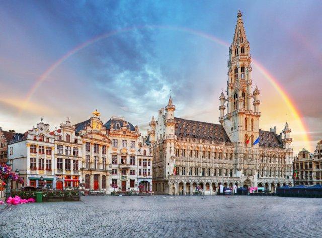 벨기에 소그룹 밴투어 : 브뤼헤 + 브뤼셸