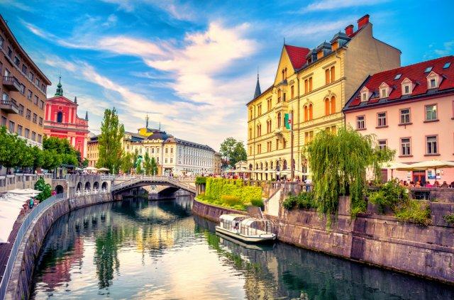 당일 슬로베니아 투어(류블라나+블레드)