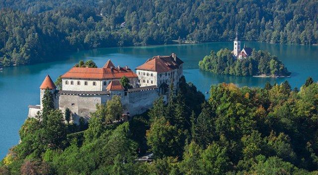 [자그레브출발][블레드호수보트탑승]편하게 가는 슬로베니아, 류블라나&블레드 호수 semi private 투어!