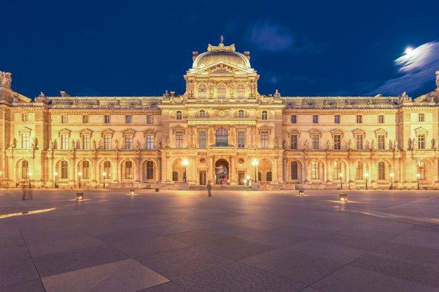 공인 가이드와 함께하는 파리 루브르 박물관 걸작 투어(1시간 30분)