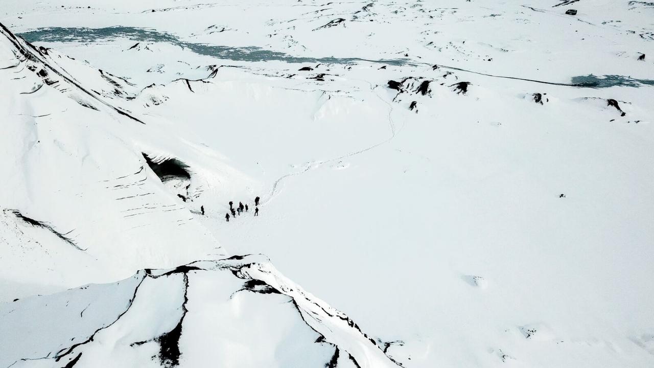 화산이 품은 얼음, 카틀라 얼음동굴 투어