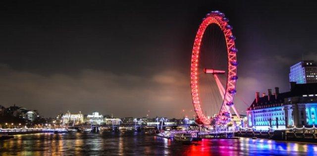 런던 아이 입장권 티켓
