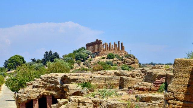 [팔레르모 출발] 그리스보다 더 많은 유적지! 아그리젠토 풀데이 투어