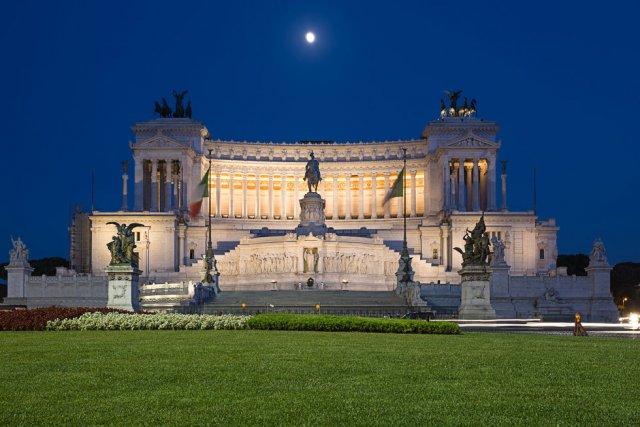 로마 야경 투어 [빛을 따라 걷는 로마의 밤]