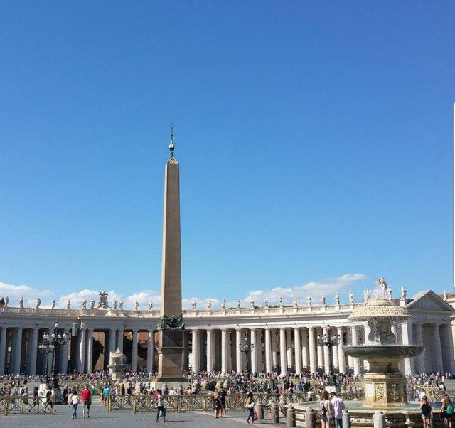 [무료야경]바티칸+로마시내