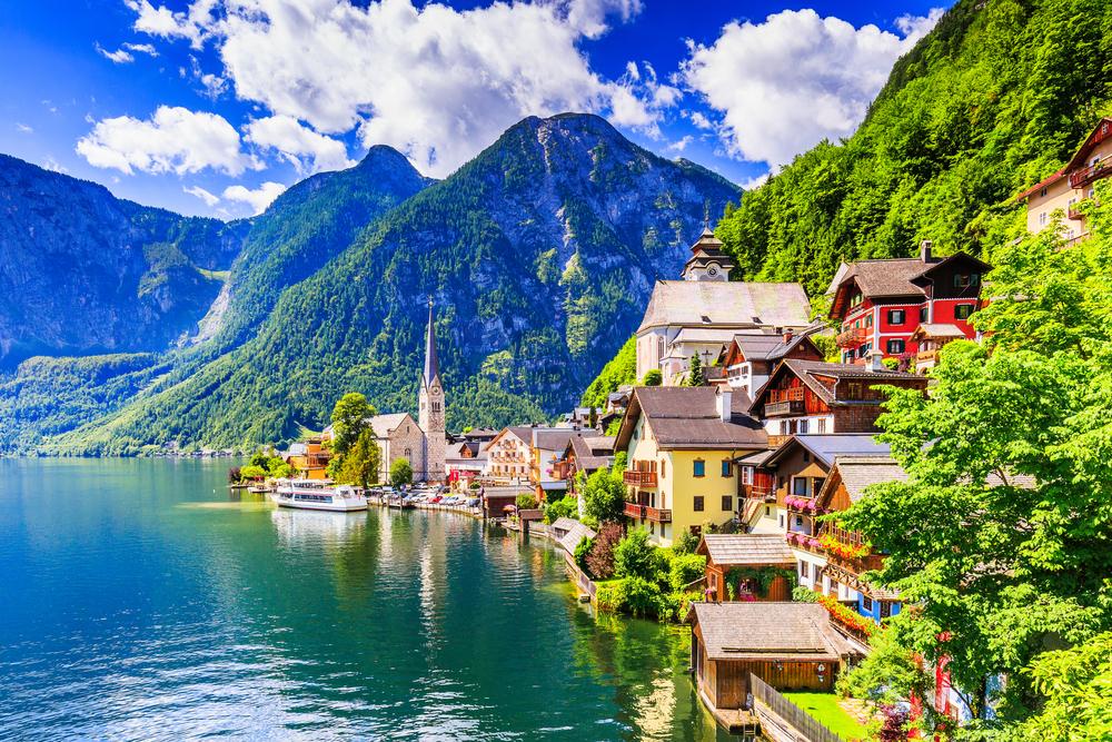 할슈타트 동행(오스트리아)