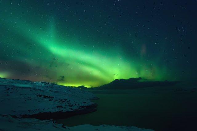 남부 아이슬란드 All in 1 COMBO!오로라/빙산 하이킹/폭포