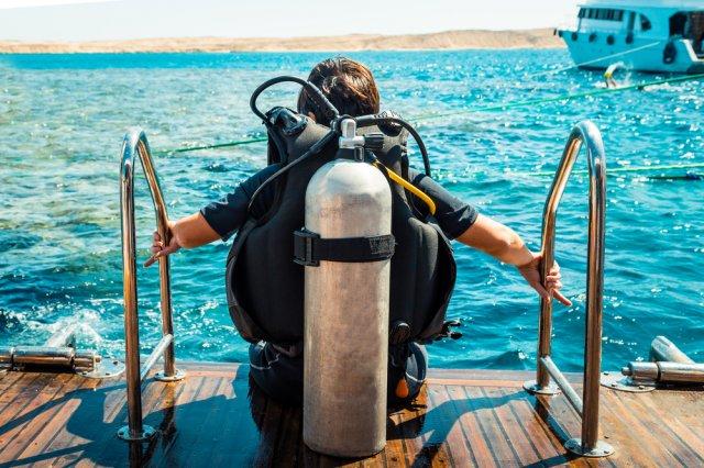 무경험/초보자를 위한 바르셀로나 PADI 체험 비치다이빙 2회 (DSD)