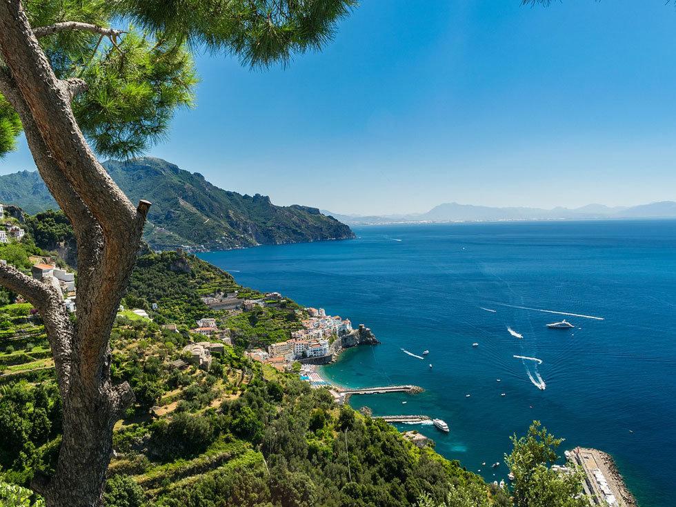 [얼리버드 할인]포지타노+카프리! 1박 2일로 즐기는 이탈리아 남부투어 ♬
