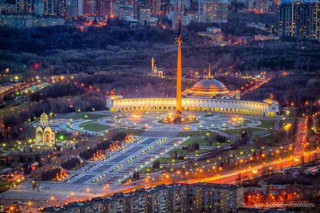 [영어 가이드][전용차량 사용]모스크바 주요 관광지 투어