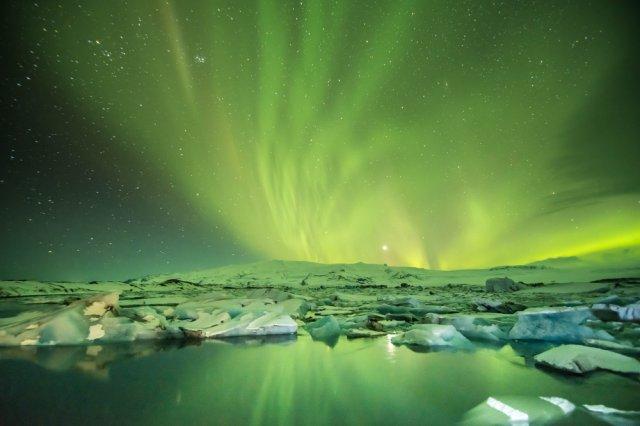 아이슬란드 프리미엄 오로라 투어!