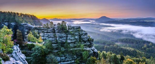 보헤미안스위스 국립공원 트레킹(+픽업/샌딩포함)
