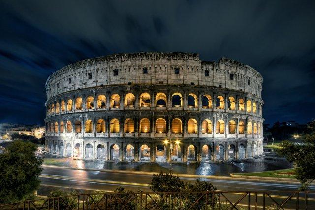 [1+1이벤트] 로마야경투어 / 콜로세움 / 베네치아광장 / 트레비분수 산책하는 밤