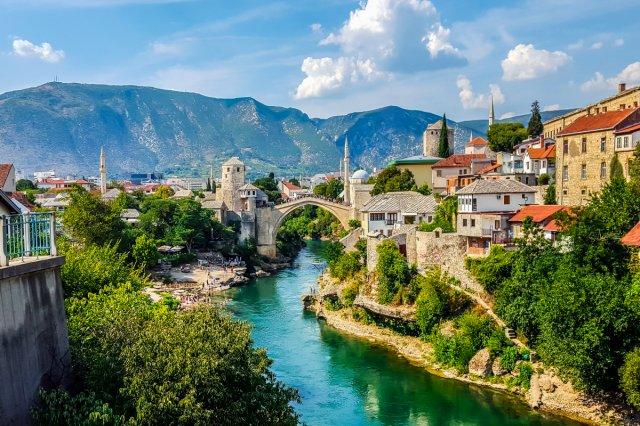 [스플리트 출발] 사라예보&모스타르 1박2일 완전 정복!