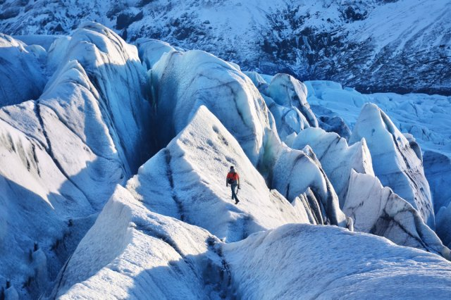 [스카프타펠 출발]▷바트나요쿨 빙하 하이킹 어드벤쳐◁