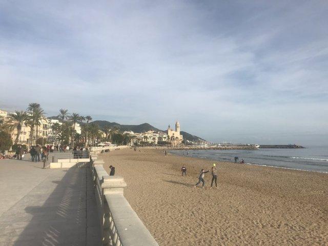 [소수차량투어]스페인 여행 몬세라트, 시체스, 와이너리