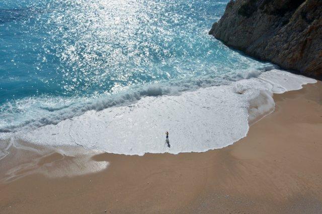 [원데이] 카푸타스 해변과 카스 마을에서 휴양을