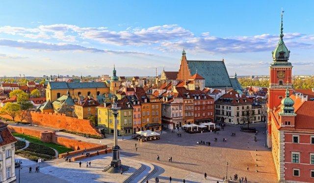 [폴란드/배틀트립]바르샤바 best 워킹투어 :: 쇼팽, 퀴리부인, 코페르니쿠스
