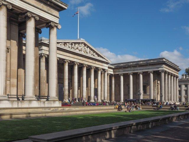 속삭이다 : 어제가 오늘에게, 갤천사와 함께@영국박물관