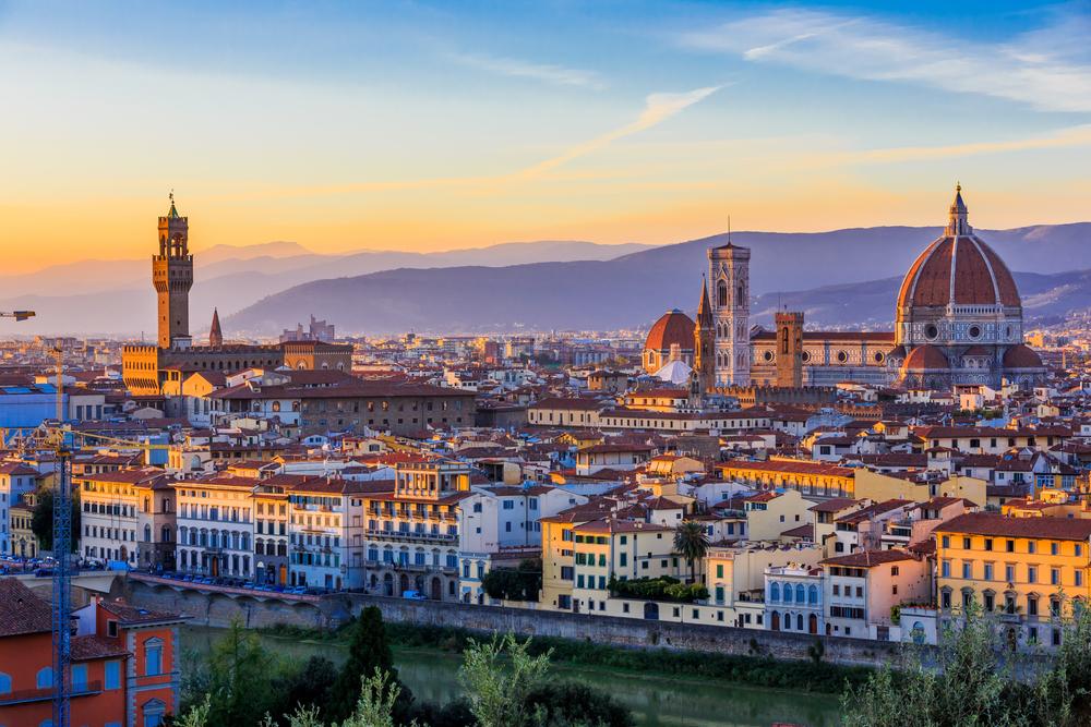 우피치와 피렌체시내를 다 돌아보는 알찬 투어!