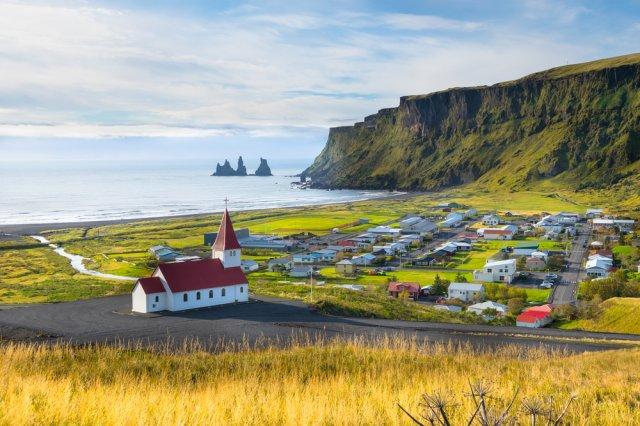물과 빙하의 땅, 아이슬란드 남부 투어
